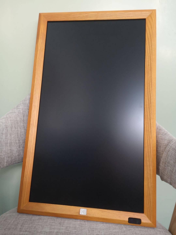 柯达(Kodak)电子相册17.3/23.8寸高清智能数码相框可壁挂大尺寸云相框照片视频播放器原木色(17.3英寸)