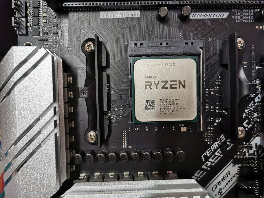 技嘉(GIGABYTE)B550AORUSMASTER主板+AMD锐龙75800X处理器(r7)8核16线程盒装CPUCPU主板套装