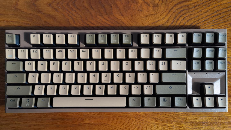 黑峡谷X3双模机械键盘,带来巧克力版丝滑体验