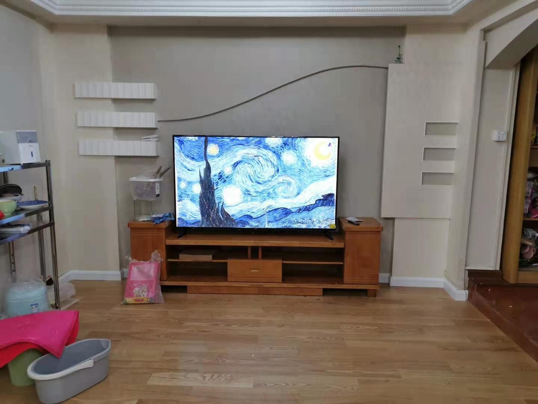 Redmi超轻智能轻薄电视,65英寸护眼家用电视