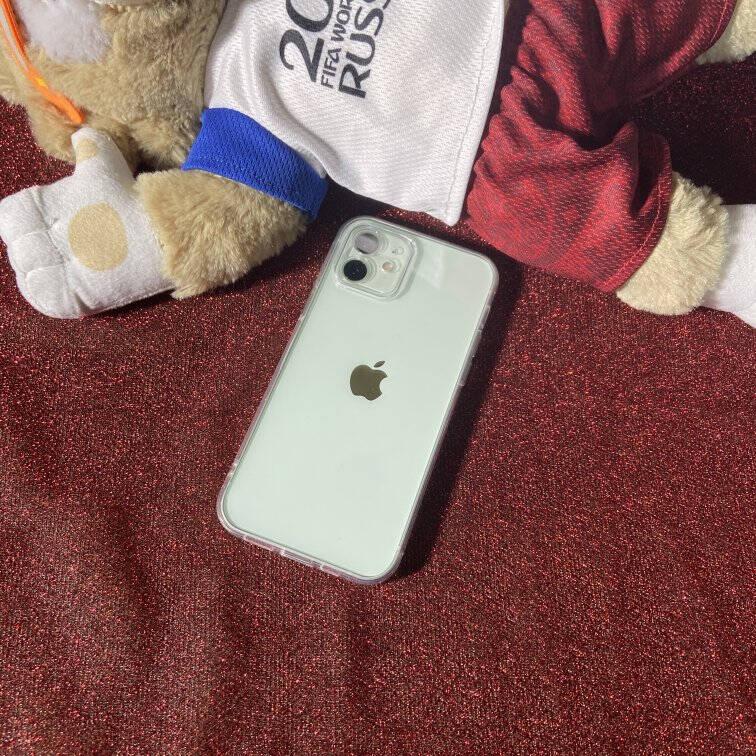 【镜头全包】机乐堂苹果12手机壳iPhone12Promax保护套超薄全透明防摔硅胶壳mini苹果12【全透明】【镜头全包保护】送钢化膜