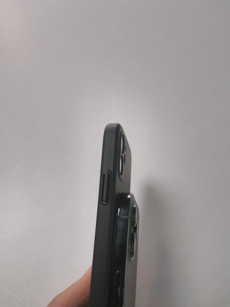 【秒变12直边】图拉斯苹果11手机壳iphone11保护套镜头全包超薄磨砂男女潮款简约直角防摔硬壳【星空黑】升级经典直角边+镜头全包+不沾指纹