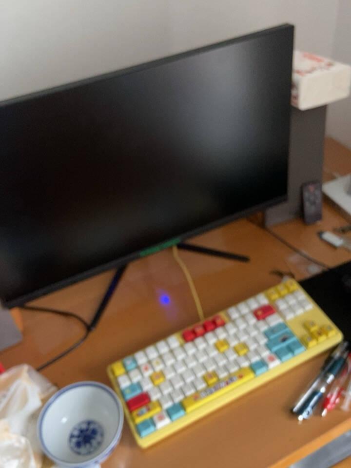 泰坦军团快速液晶显示器24英寸原生165HzFASTIPS1ms110%sRGB广色域144Hz电脑显示屏电竞小金刚P24A2G
