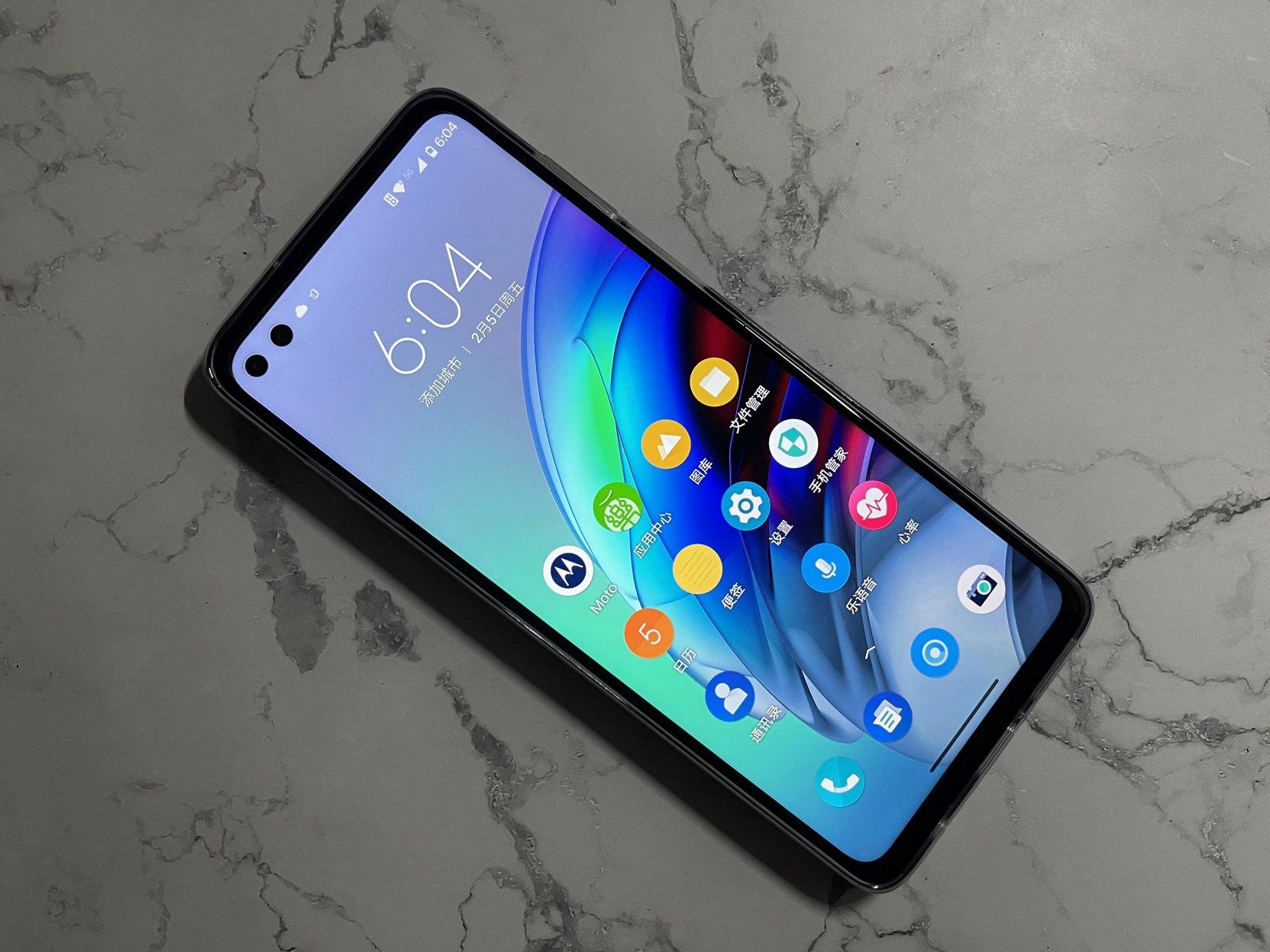 摩托罗拉edge s手机,性价比很高的热门款