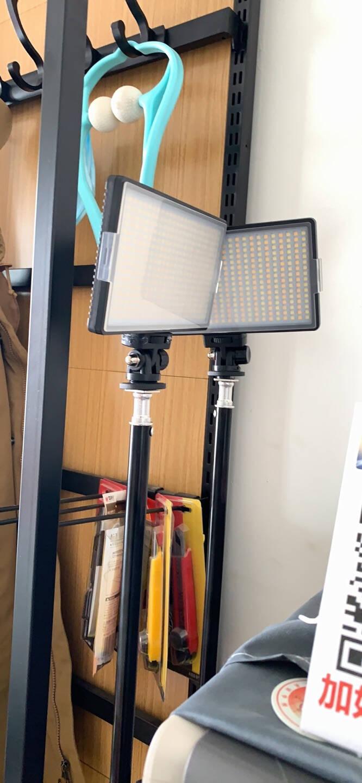 SOMITASOMITAST-416led补光灯摄影灯人像灯小型便携拍照灯影室灯单反专业外拍灯套装