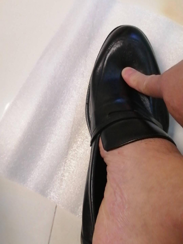 意尔康男鞋正装鞋男2021春季新款商务皮鞋套脚舒适柔软驾车鞋圆头男士单鞋4111ZR67189WD黑色41