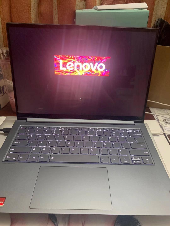 联想(Lenovo)小新Pro16锐龙独显版全面屏轻薄笔记本电脑(6核12线程R5-5600H16G512G2.5K120HzGTX1650)灰