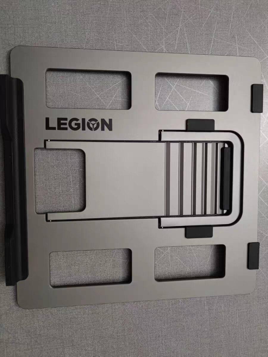 联想(Lenovo)拯救者原装支架Z32021升级款折叠6档升降散热增高笔记本支架底座R9000K/Y7000P/R9000P/R9000X