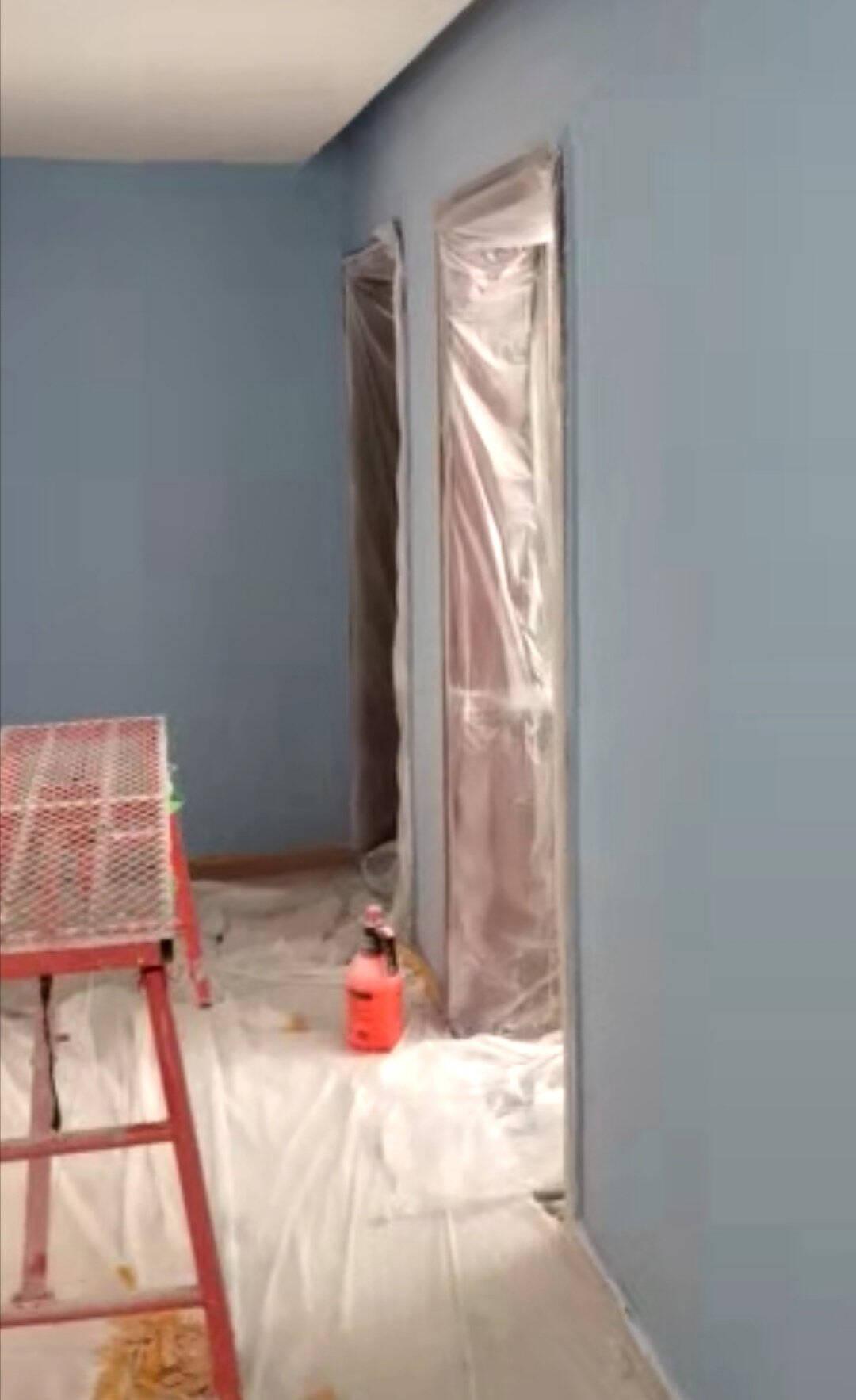 嘉宝莉CARPOLY内墙乳胶漆无添加净味三合一内墙墙面漆新家自刷白色水性环保油漆涂料无添加净味三合一白面漆-20kg
