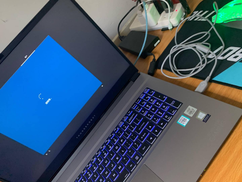 雷神911Plus2代17.3英寸RTX3060光追独显游戏笔记本电脑10代i7/i5i5-10500H32/5123060