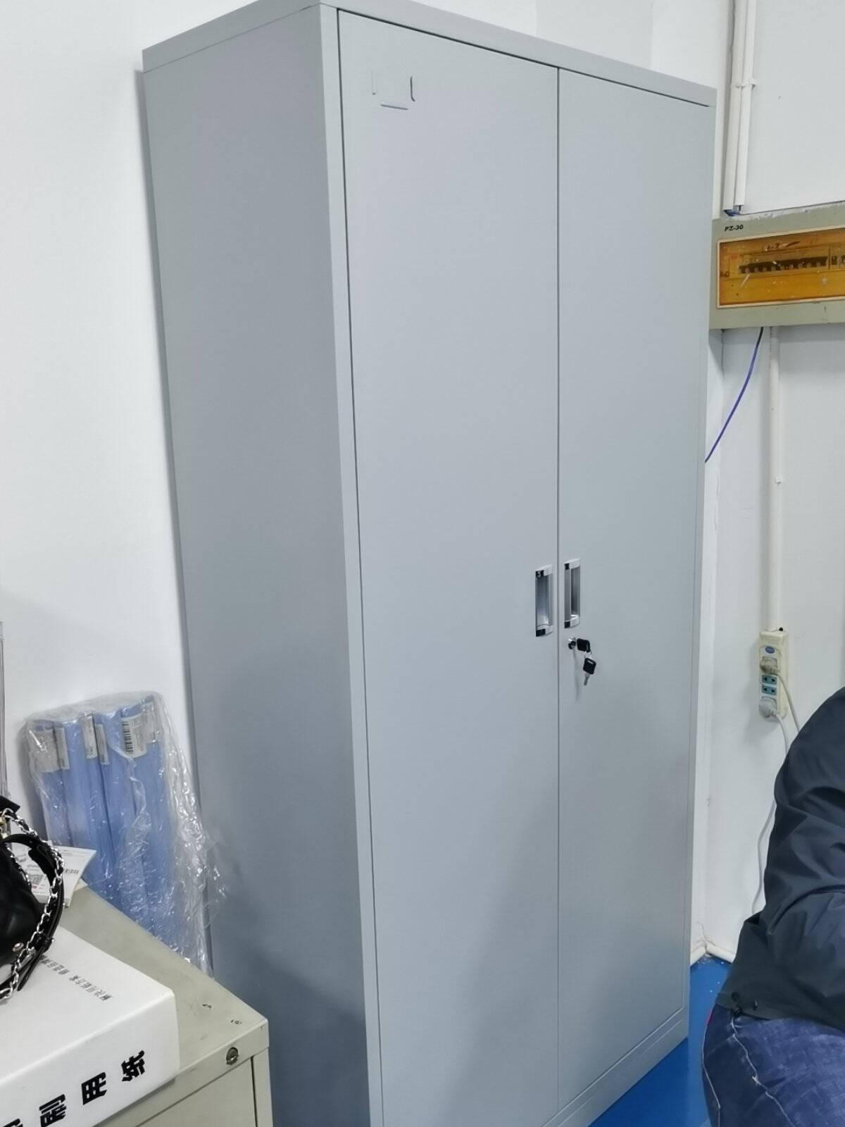 贺翔财务会计凭证柜文件柜铁皮柜子办公档案柜凭证柜经济型