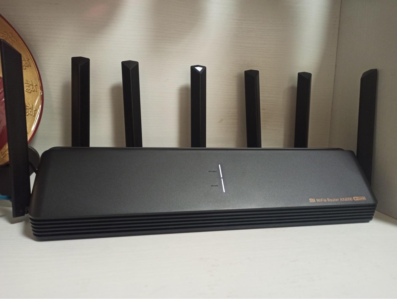 小米路由器5G双频WIFI6,全屋覆盖更快更稳的网络