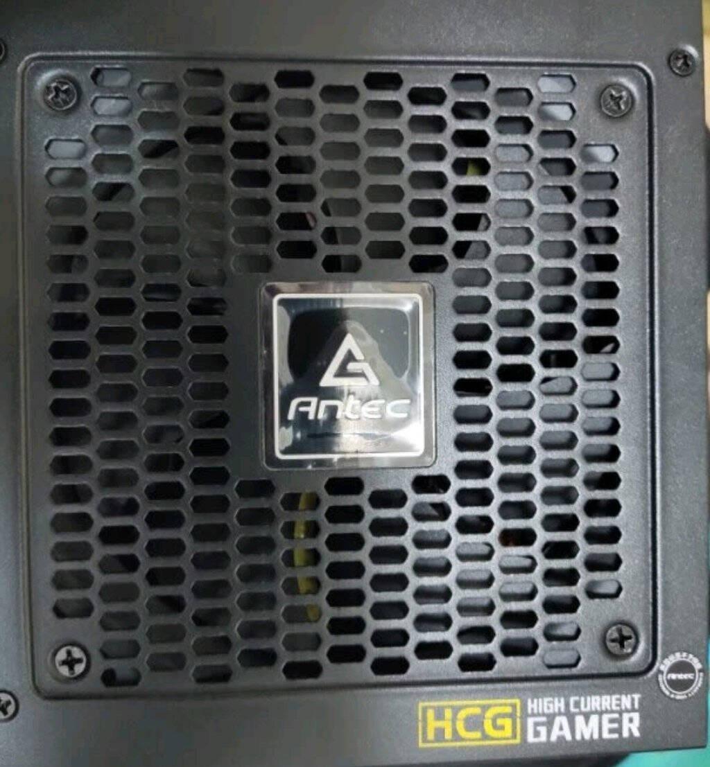 安钛克(Antec)HCG850金牌全模/10年换新/全日系电容/台式机电脑主机机箱电源850W(14cm短机身/智能温控)