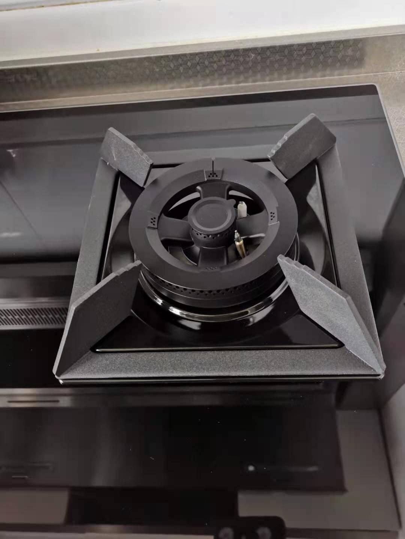老板(Robam)JZT-37B6A燃气灶4.5kW嵌入式钢化玻璃灶具家用可调节灶具65%热效率(天然气)以旧换新