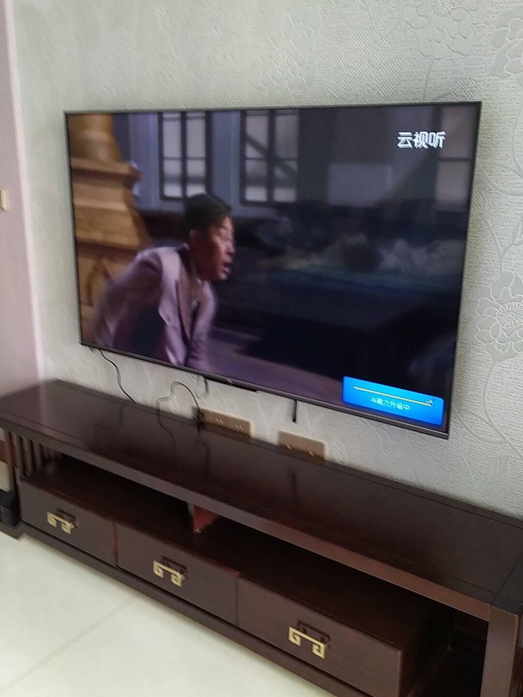 TCL65V8-PRO65英寸130%高色域电视免遥控AI声控智慧屏双通道WiFi2+32GB智能网络液晶平板电视机