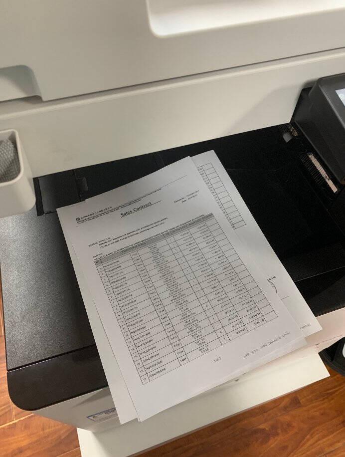 佳能复印机iRC3120L/3125/3020无线A3A4彩色激光打印机复印扫描一体机复合机办公商用C3125标配+输稿器+原装工作台