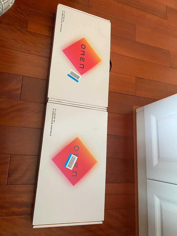 惠普(HP)暗影精灵6Pro锐龙版15.6英寸游戏笔记本电脑(R9-5900HX16G1TBSSDRTX30708G独显144Hz四区背光)