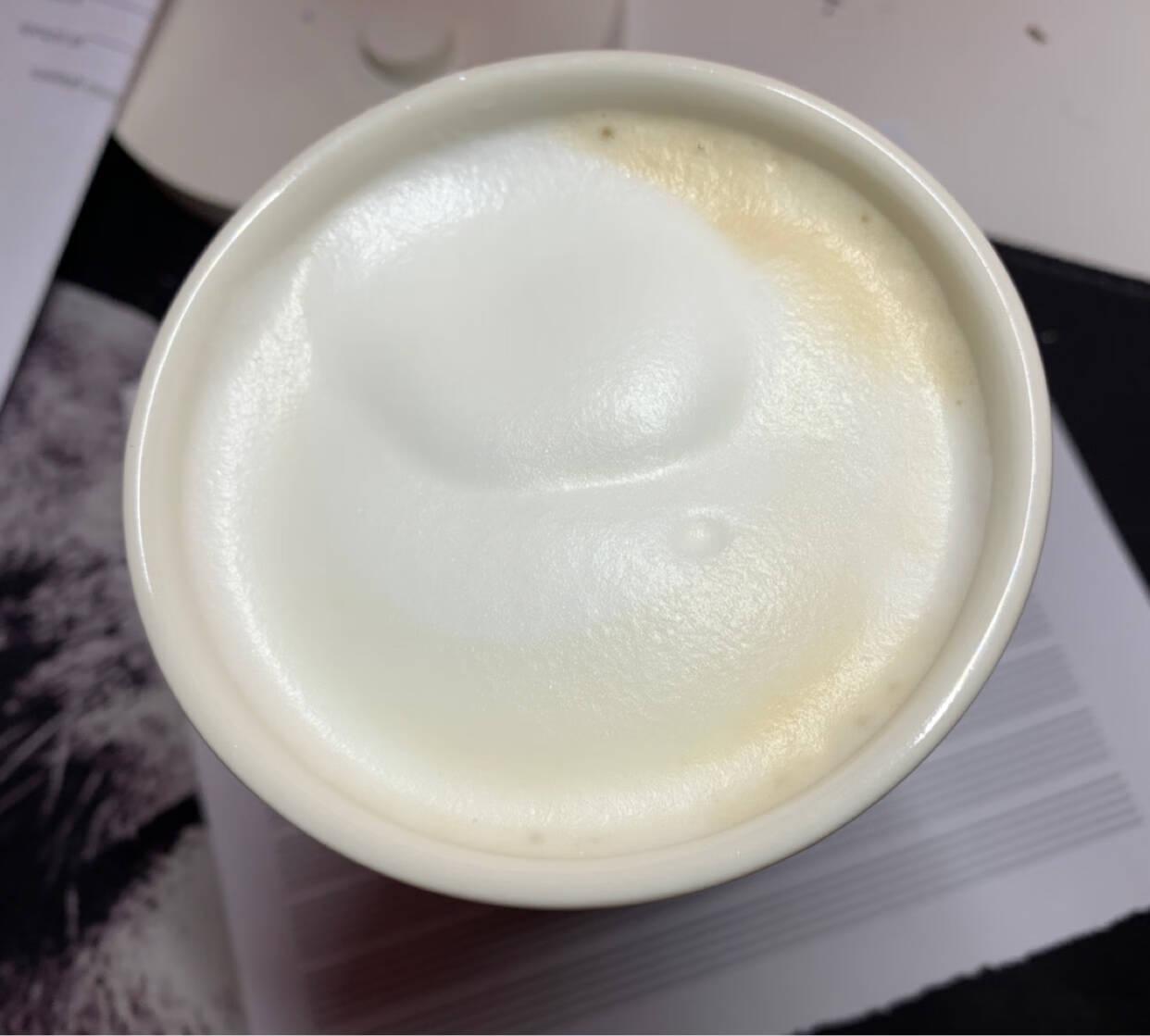Hero云雀奶茶机电动打奶器家用全自动打泡器冷热咖啡机牛奶奶泡机搅拌杯奶茶奶泡一体机Hero云雀奶茶机
