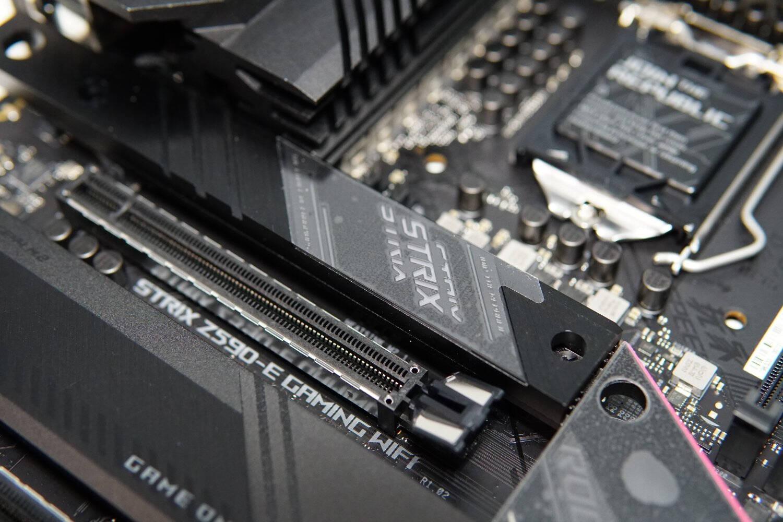 玩家国度(ROG)ROGSTRIXZ590-EGAMINGWIFI主板支持CPU11900K/11700K(IntelZ590/LGA1200)