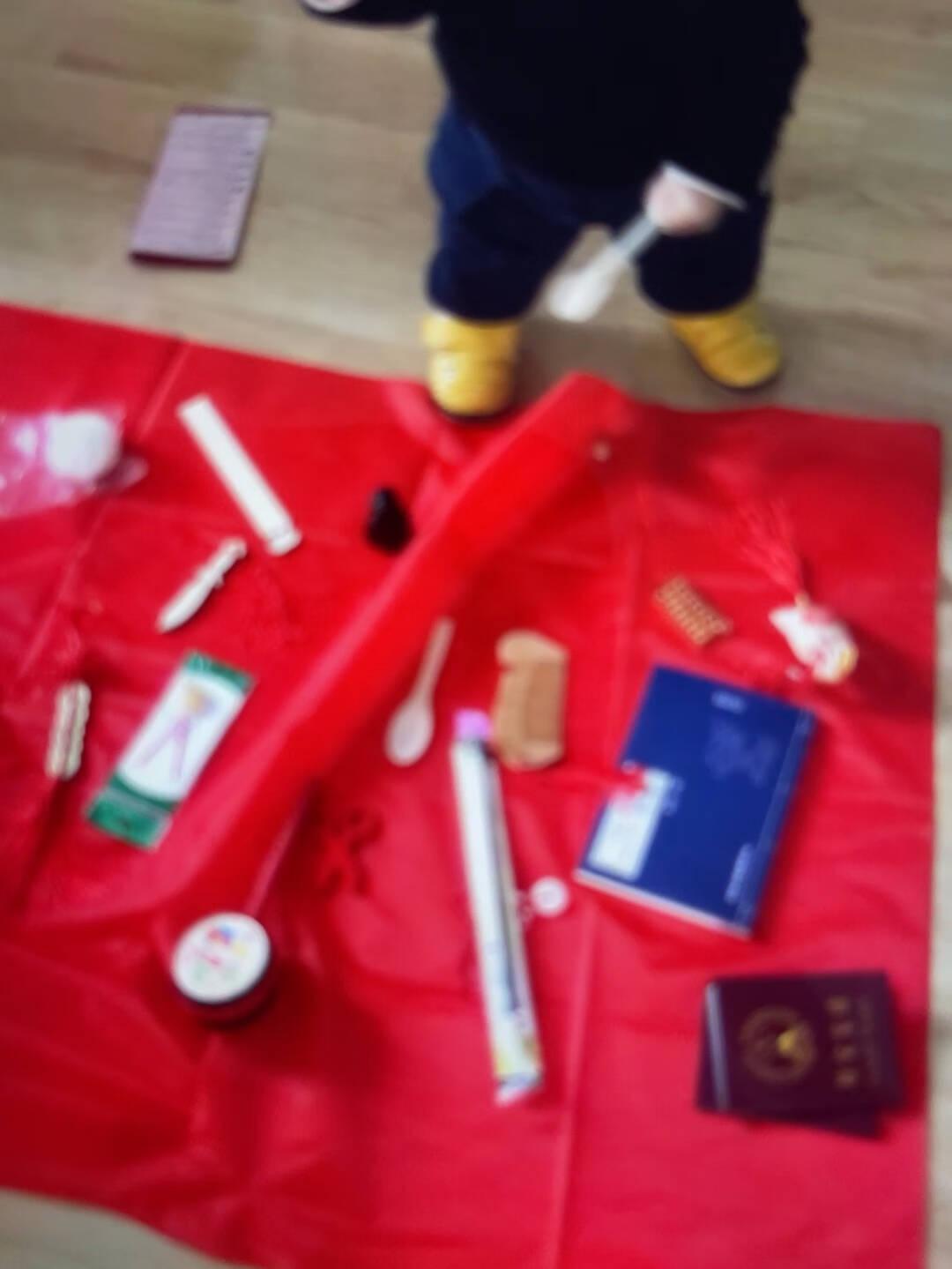 抓周用品男宝一周岁女宝抓周物品婴儿生日礼物传统中式抓阄道具小孩周岁生日布置玩具套装百里挑一(五万好评认证加量不加价)七仓次日达