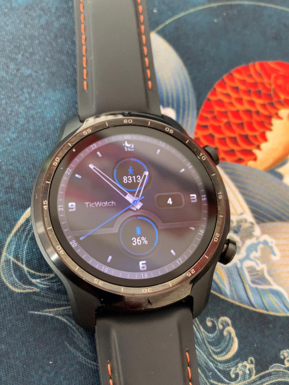 TicWatch Pro3能手表,独立通话心率血氧