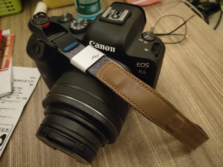巅峰设计PeakDesignCUFF佳能尼康索尼徕卡单反微单相机手绳手腕带CUFF新款(象牙灰-顺丰快递)