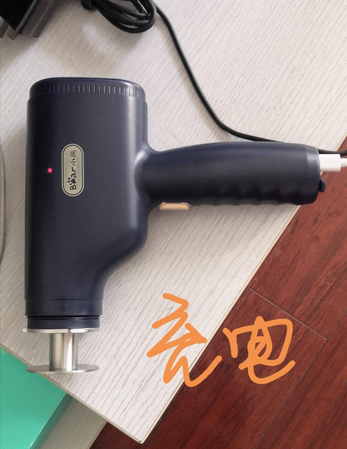 小熊(Bear)面条机家用面条机小型电动自动不锈钢压面条机YMJ-A01R1
