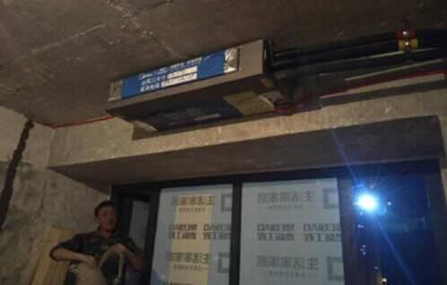 美的(Midea)空调家用商用中央空调风管机一拖一直流变频TR冷暖wifi智能家电大2匹GRD51T2W/BP2N1-TR