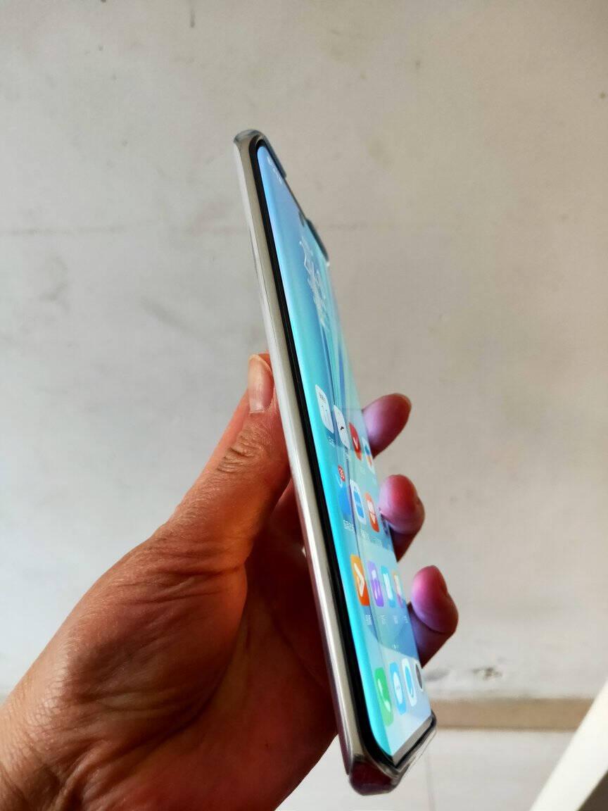 荣耀V40轻奢版5G超级快充6400万超清四摄8GB+128GB钛空银移动联通电信5G双卡双待手机