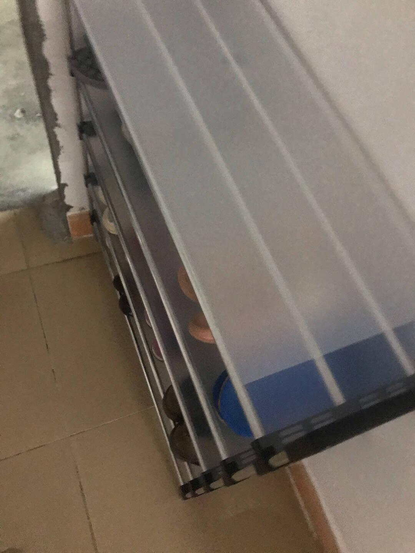 全球仓简易鞋架子经济型宿舍鞋柜家用窄小放门口多层防尘收纳柜室内好看【推荐】防尘新款(5层长80CM)