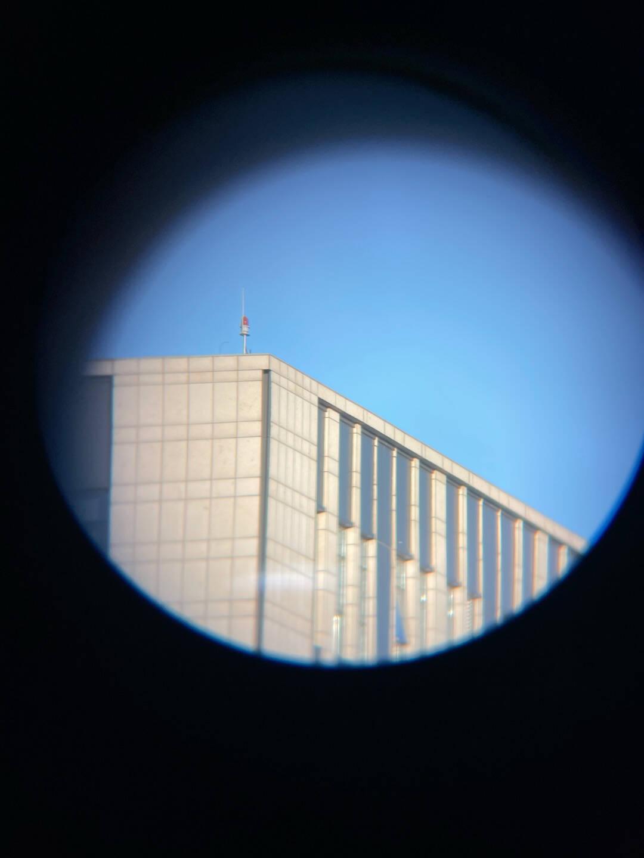 尼康(nikon)望远镜儿童天文T018*2110*21高倍高清便携式双筒小巧ACULONT018*21橙色8倍放大