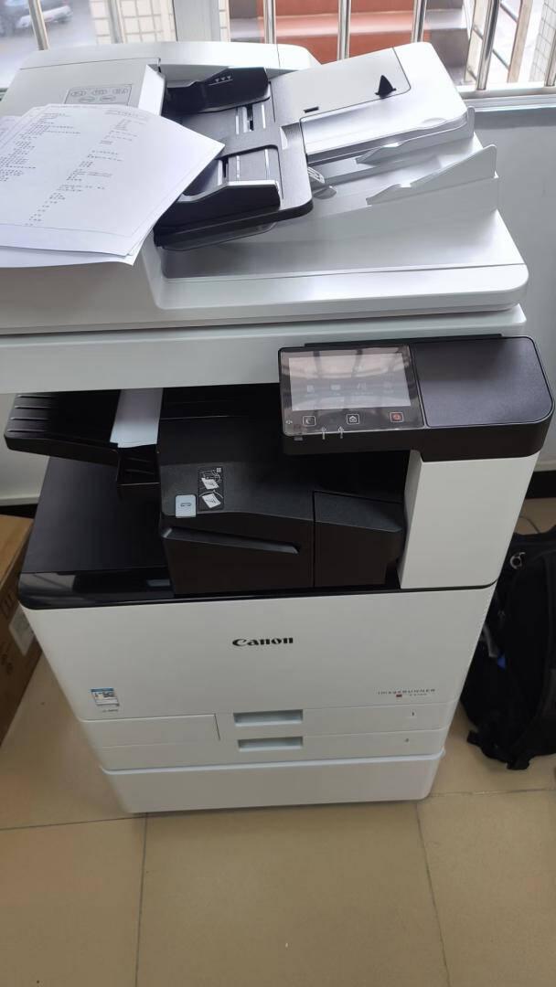 佳能(Canon)彩色打印机iRC3120L/25/3720网络大型办公A3/A4连续复印扫描一体机【推荐】3120L【共享打印复印扫描/双面器无线】
