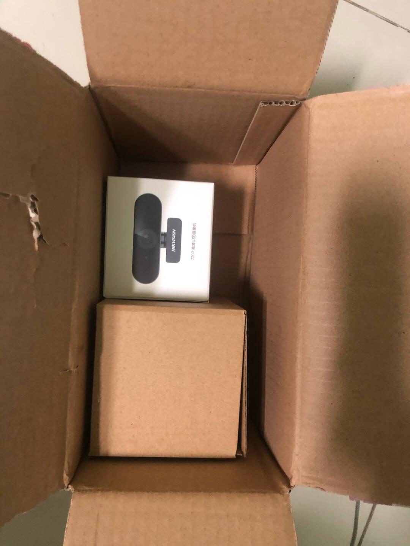 海康威视监控摄像头200万直播摄像头1080P高清USB摄像头远程视频会议台式电脑摄像机DS-E12(3.6mm)