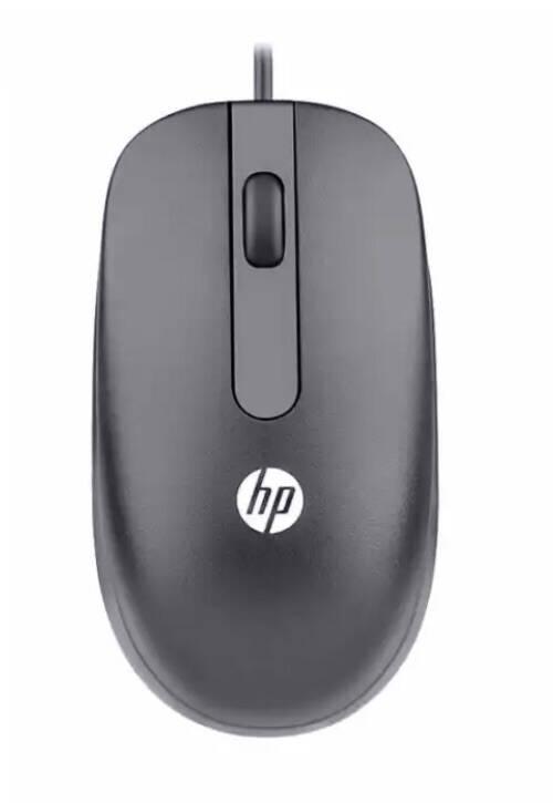 惠普(HP)USB有线光电鼠标商用办公便携游戏鼠标笔记本台式机电脑男女生通用鼠标经典款(单只)光学追踪即插即用