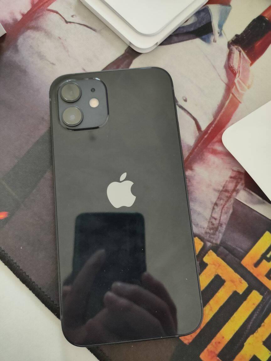 AppleiPhone12(A2404)256GB蓝色支持移动联通电信5G双卡双待手机