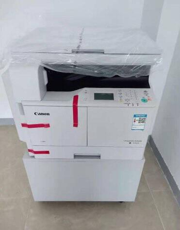佳能2206n/2204n/2206AD/A3/A4黑白激光复合机无线打印复印扫描办公一体机2206N【官方标配】佳能2206机器
