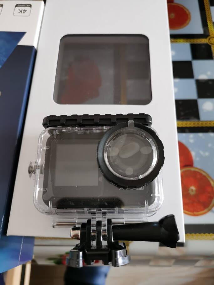 XTU骁途S3运动相机4K超强防抖双彩屏ai美颜超清裸机潜防水vlog摄像机摩托车行车记录仪小桌面三脚架S3黑色