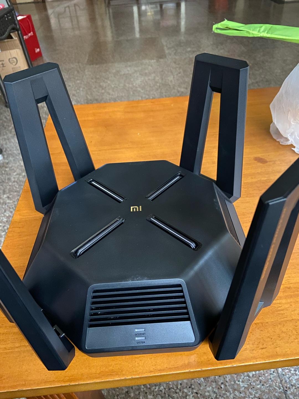 小米路由器AX9000,带来高速网络和小型NAS