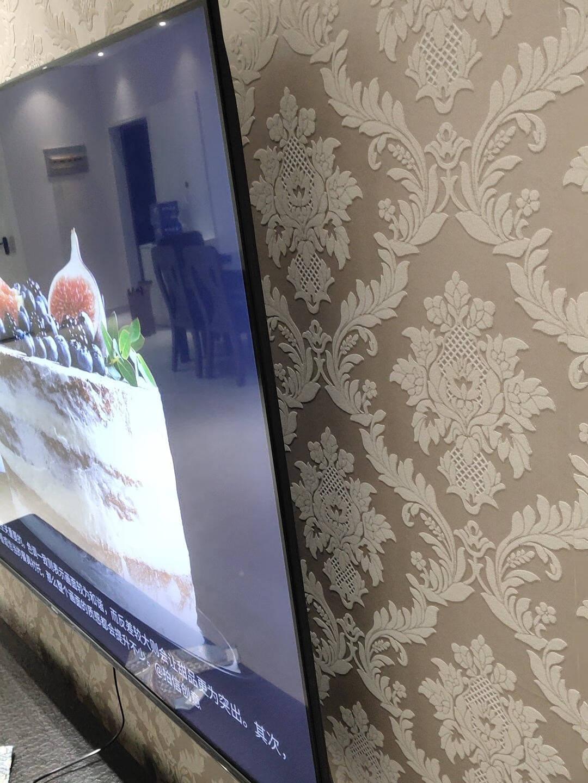 海信(Hisense)65E3F65英寸4K高清悬浮全面屏智慧语音薄1.5+8GB电视