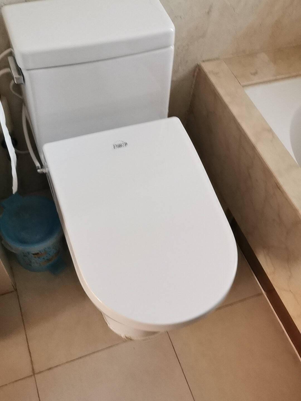 卫丽净X6全自动U形智能马桶盖电动即热式加热冲洗洁身器坐便器盖板大小尺寸(全国免费上门安装)全功能遥控款(中短款50CM)