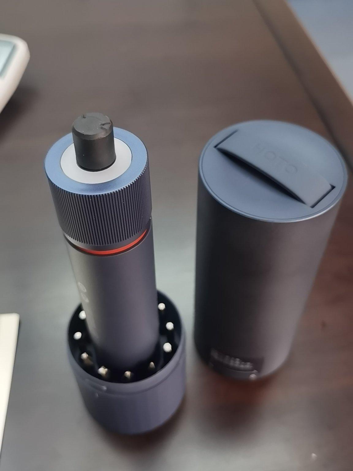 京造HOTO电动螺丝刀,小巧高颜值工具