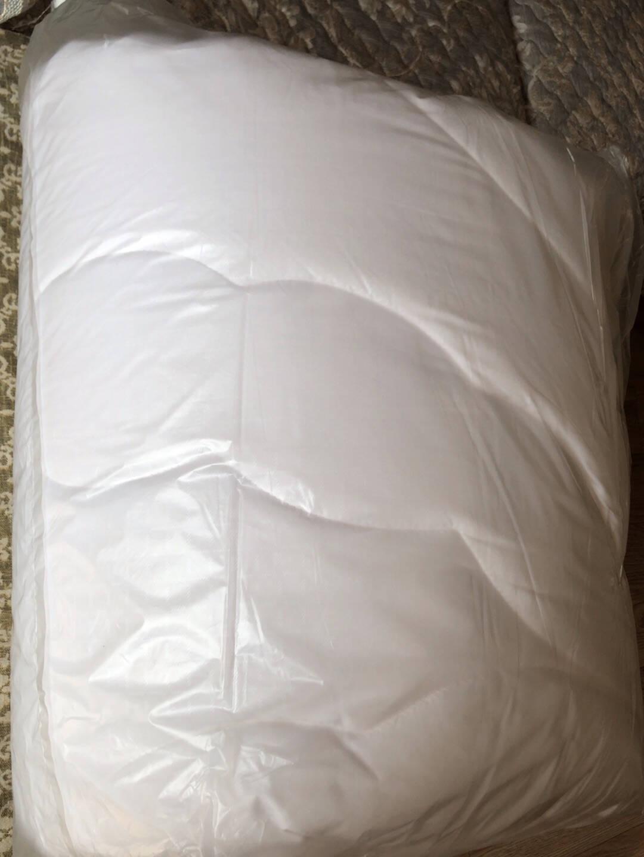 罗莱家纺LUOLAI被芯被子春秋被大豆纤维被四季被双人被褥1.8米床220*250cm
