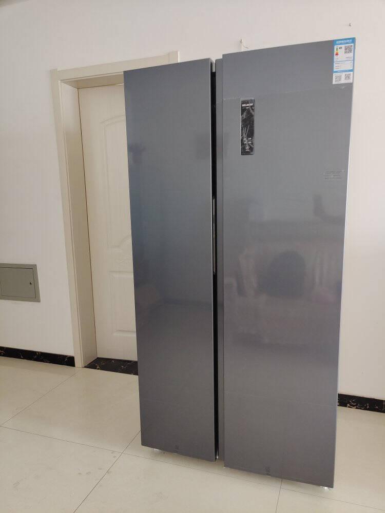 美菱(MELING)629升对开双开两门电冰箱一级能效大容量风冷无霜智能双变频净味-32度速冻以旧换新BCD-629WPUCX