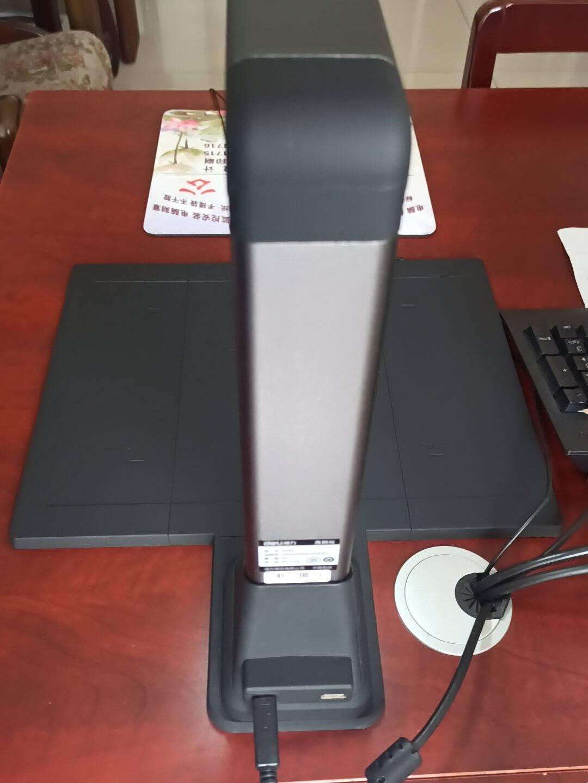 得力(deli)高拍仪2100万高清双摄A3/A4一键切换远程教学网课文档资料连续扫描照片身份证扫描仪15162