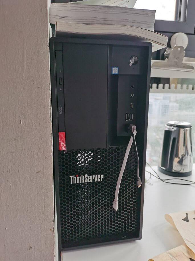 联想(Lenovo)TS80X静音小型服务器塔式台式机办公电脑主机ERP财务软件专用慧采定制TS80X【志强E2224G四核】3.5GHz【ERP推荐】32G内存/2x1T