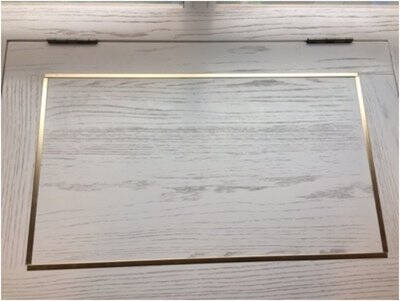 顶然木地板压条铝合金收边条t型条扣条门槛条过门石门口接缝收口20mm宽-(颜色看备注)