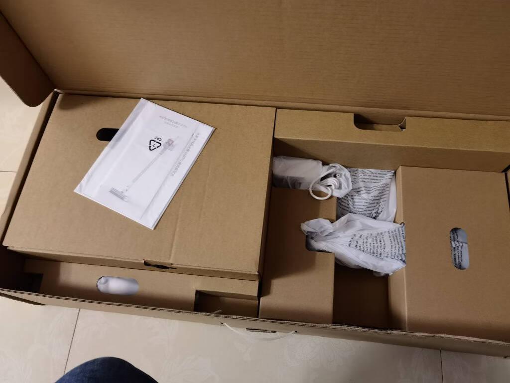 米家小米吸尘器家用无线手持擦地机拖地机吸拖一体机旋转式吸擦一体防缠绕技术K10Pro