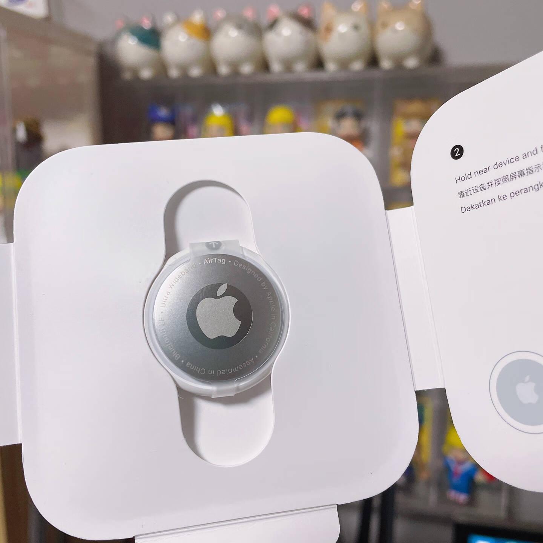 AppleAirTag(单件装)追踪器适用于iPhoneiPad