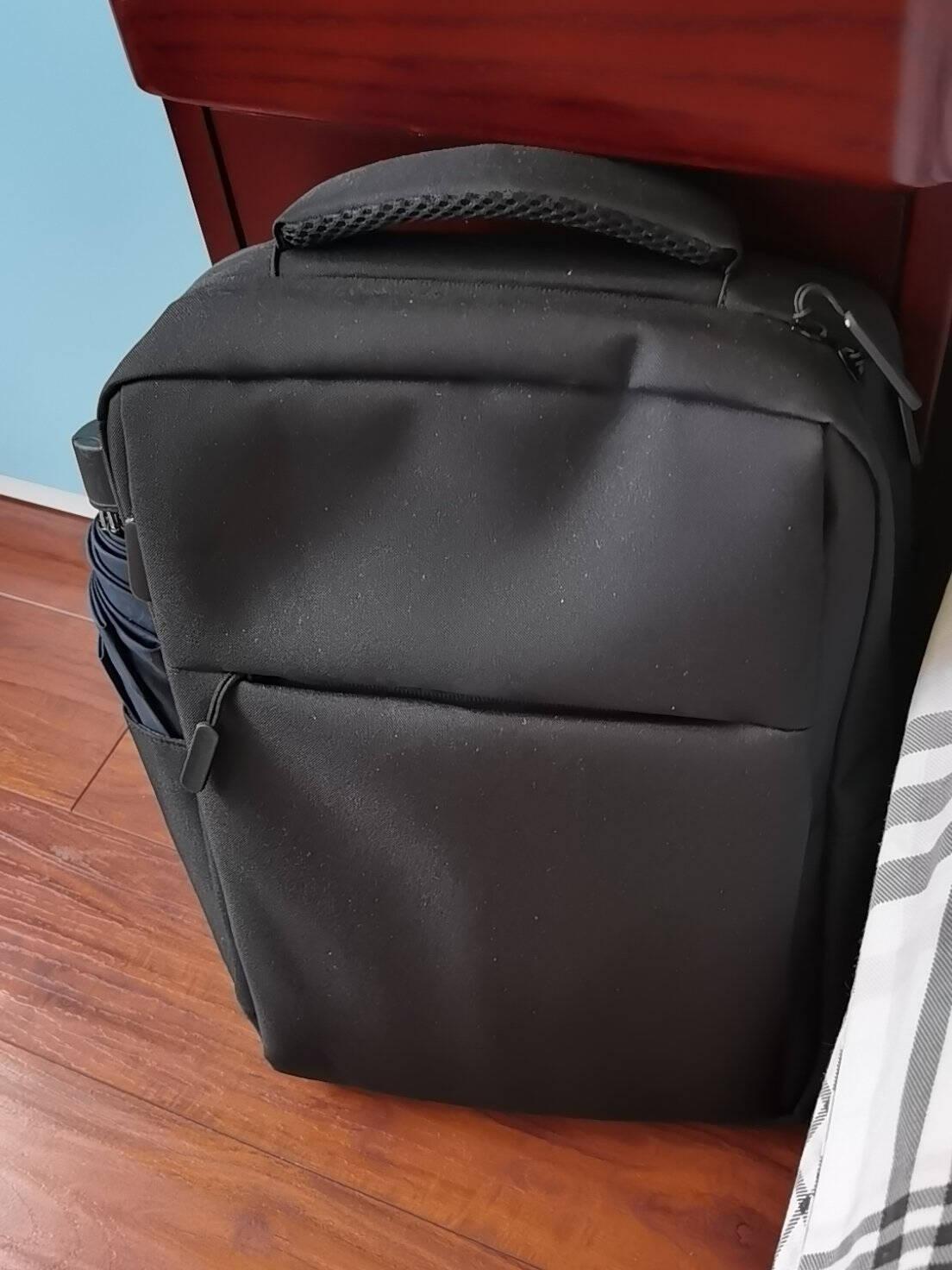 JRC联想拯救者笔记本15.6英寸电脑包双肩包背包商务休闲电竞旅行背包旅游包飞行堡垒小米游戏本书包黑色