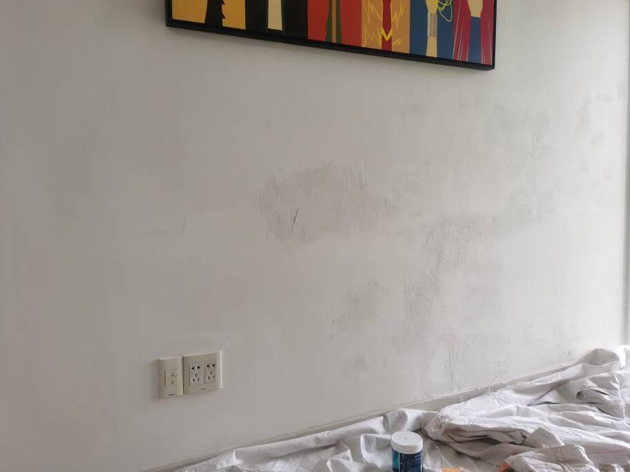 立邦补墙膏防霉修补膏随心涂墙面裂缝修补膏耐水腻子粉膏防霉耐水型1kg